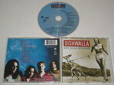 DISHWALLA/PET YOUR FRIENDS(A&M 540 343 2) CD ALBUM
