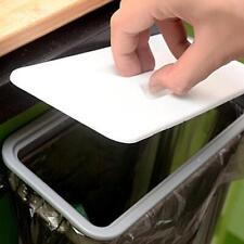 Hanging Trash Garbage Rubbish Kitchen Carrier Plastic Bag Hanger Holder BP