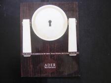 Catalogue vente aux encheres ART MODERNE DECO CONTEMPORAIN DECORATIF XXe siecle