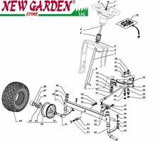 Exploded steering 84cm XDC140HD mower lawn mower CASTELGARDEN 2002-13 parts