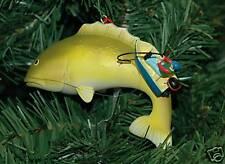 Fishing, Fisherman, Christmas Ornament