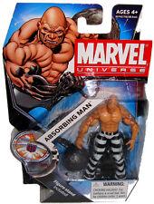 Marvel Universe Absorbing Man Action Figure MIB Series 3 #024 Hasbro Toy Comics