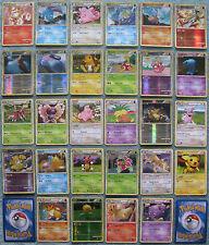 Pokemon TCG HeartGold & SoulSilver Holo, Rare, Uncommon & Common Cards Part 1/5