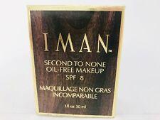 Iman - Oil-Free Makeup - **Choose Type**  - Old Packaging