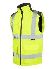 Leo Workwear TORRINGTON bw01 Hi Vis Giallo Corpo Più Caldo, Classe 2 SNICKERS Direct