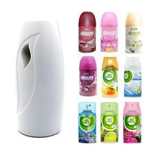 Airpure automatique air freshener unité machine avec 2 x Airpure / recharges Airwick