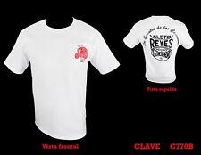 Cleto Reyes White T-shirt en coton