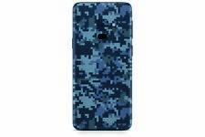 Samsung Galaxy Skin Design Aufkleber S7 S8 S9 Schutzfolie Digital Navy Camo