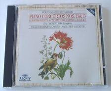 Mozart Piano Concertos 13 & 15 Bilson Gardiner W GERMAN