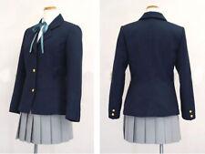Anime K-on !! Hirasawa Yui Uniform Cosplay Costume Nakano Azusa School Uniform