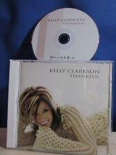 Kelly Clarkson Thankful CD