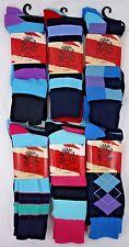 NEW English Laundry Fashion Socks Men's Shoe Size 6 1/2-12, 2 Pairs
