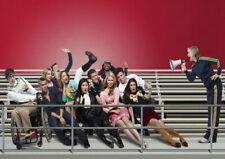 62354 Glee Cast Photo Wall Print Poster CA