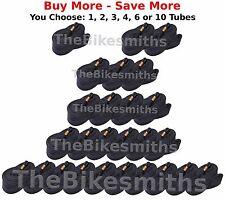 """Multi Lot Tubes 26"""" x 1.75-2.125 1.90,1.95, 2.10"""" 48mm Schrader Valve Bike Tube"""