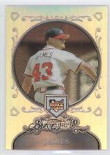 2006 Bowman Sterling Refractor #BS-CHJ Chuck James Atlanta Braves Baseball Card