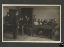RPPC Old School Room- Class in Session w/Children