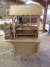 Large Candy Cart Wedding Cart Sweet Cart (Unique Hinged System) Ferris Wheel Inc