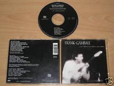 FRANK GAMBALE/BRAVE NUOVO CHITARRA (HW 652504) CD ALBUM