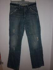 jeans TAKE TWO uomo ragazzo stile sportivo rap moda vintage used militare tg. 44