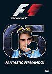 2005 FIA Formula One Championship Review (DVD, 2005)