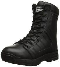 Original S.W.A.T. 123401 Men's Metro Air 9 Inch Waterproof SideZip Boot, Black