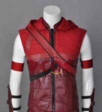 Kid's New Red Arrow Arsenal Roy Harper Colton Haynes Hooded Vest