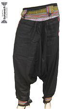 Aladinhose Pump pantalones Goa ethno hippie india inde harén pantalon nepal laursen 1