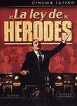 Herod's Law (La Ley de Herodes), Good DVD, Leticia Huijara, Ernesto Gómez Cruz,