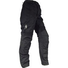 Richa Everest Mujer Pantalones Impermeable Moto Negro