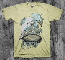 INTRONAUT 'Dolphin' T shirt Neurosis Mastodon Isis
