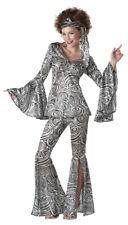 Foxy Lady 70's Disco Adult Womens Halloween Costume