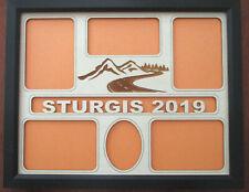 Sturgis Bike Week Framed Display GREAT Gift for Harley Davidson Poker chip