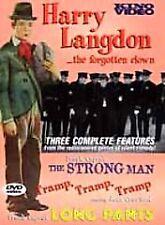 Harry Langdon ...The Forgotten Clown (The Strong Man / Tramp, Tramp, Tramp / Lon