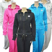 Women Girls Star Hoodie Track Suit Top Jog Jogging Bottoms Trousers S-XL
