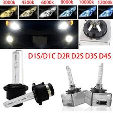 2Pc HID Xenon Car Headlight Light Bulb Replacement 35W D1S/D1C D2R D2S D3S D4S
