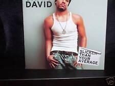 CRAIG DAVID SLICKER THAN YOUR AVERAGE -RARE AUSTRALIAN CD NM