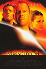 66088 Armageddon Movie Bruce Willis, Ben Affleck Wall Print Poster CA