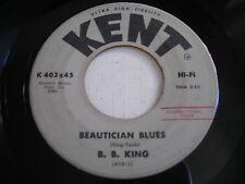 PROMO B B King Beautician Blues / I Can Hear My Name 1964 45rpm