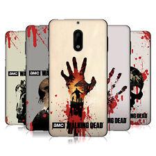 AMC THE WALKING DEAD SILHOUETTES BLACK SOFT GEL CASE FOR MICROSOFT NOKIA PHONES