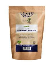 Organic Wild Blueberry Powder - Raw | Freeze-Dried | Bilberry | Vegan | Premium
