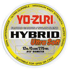 Fluorocarbon Yo-Zuri Hybrid Ultra Soft