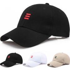 Men's Women Baseball Cap  Hat Hip-Hop Adjustable Bboy Sports Caps Unisex