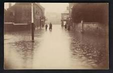 Raunds photo. Flood by C. W. Vorley, Raunds.
