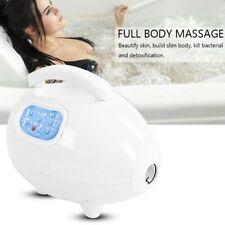 Ultrasonic Air Bubble Bath Tub Ozone Sterilization Body Spa Timing Massage Mat