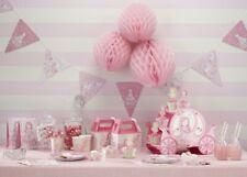 Prinzessin Kindergeburtstag Party Mädchen Rosa Pink Deko Set Partygeschirr Feier