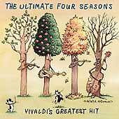 The Ultimate Four Seasons: Vivaldi's Greatest Hit (CD, Feb-2003, RCA)