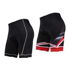 Herren Kurzarm Atmungsaktiv Radhose Fahrradhose Cycling Shorts M-2XL ZB04