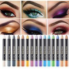 15 Colors Eyeshadow Professional Pen Beauty Makeup Highlighter Pencil Tool yu