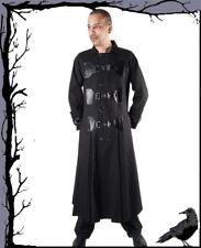 Ciberpunk-gótica abrigo Raziel Bäres