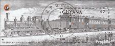 Guyana Block31 (kompl.Ausg.) gestempelt 1989 Rotkreuzzug EUR 12